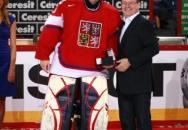Škoda Auto gratuluje českému národnímu týmu k bronzovým medailím na MS v ledním hokeji IIHF 2012