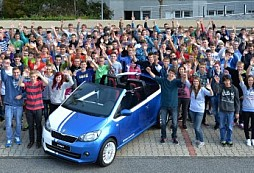 Na ŠKODA AUTO odborné učiliště nastoupilo 275 nových žáků
