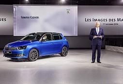 ŠKODA Fabia: Světová premiéra na Volkswagen Group Night