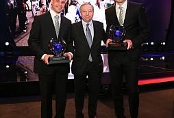 FIA ocenila šampiony značky ŠKODA v rally za celkové vítězství v ERC a APRC