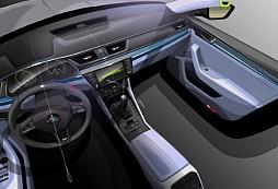 Upgrade pro nový model ŠKODA Superb: Prostor v interiéru srovnatelný s vozy vyšších tříd