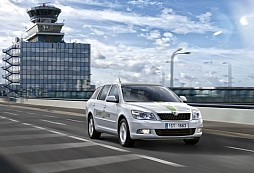 Škoda Octavia Green E Line: Elektromobilita v podmínkách každodenního provozu