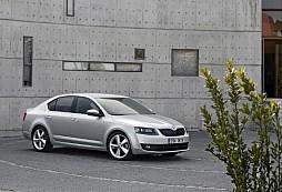 ŠKODA Octavia: Pět hvězd od Euro NCAP