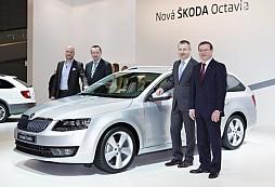 ŠKODA Octavia Combi 4×4: Prostor ve své nejkrásnější podobě s nejmodernější technikou pohonu všech kol
