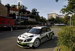 Bohemia Rally 2013: Po první etapě posádka Kopecký/Dresler v čele průběžného pořadí
