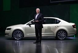 ŠKODA na autosalonu Auto China 2014: Čínská premiéra nové generace modelu ŠKODA Octavia – růst prostřednictvím nových modelů